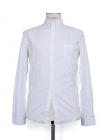 Camicia Golden Goose colore bianco manica lunga online