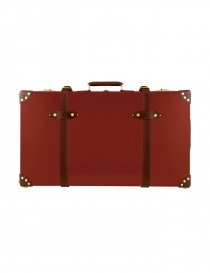 Travel bags online: Centenary 30'' Globe Trotter red suitcase with wheels