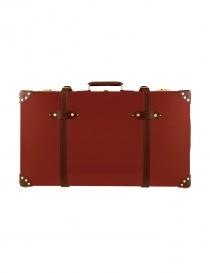 Valigia rossa con ruote Globe Trotter serie Centenary 30'' online