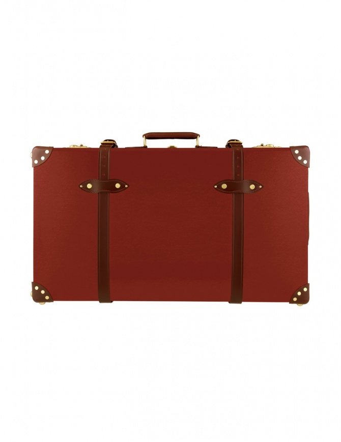 Centenary 30'' Globe Trotter red suitcase with wheels CENTENARY 30 travel bags online shopping
