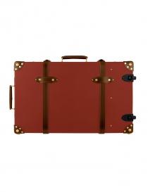 Valigia rossa con ruote Globe Trotter serie Centenary 30''