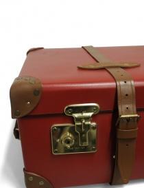 Valigia rossa con ruote Globe Trotter serie Centenary 30'' prezzo
