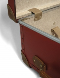 Centenary 30'' Globe Trotter red suitcase with wheels travel bags buy online