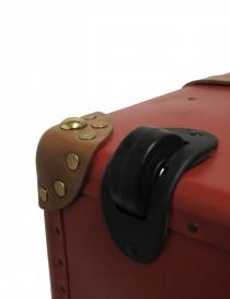 Centenary 30'' Globe Trotter red suitcase with wheels travel bags price