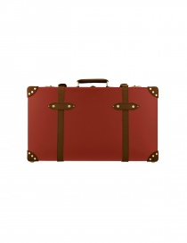 Travel bags online: Centenary 26'' Globe Trotter red suitcase