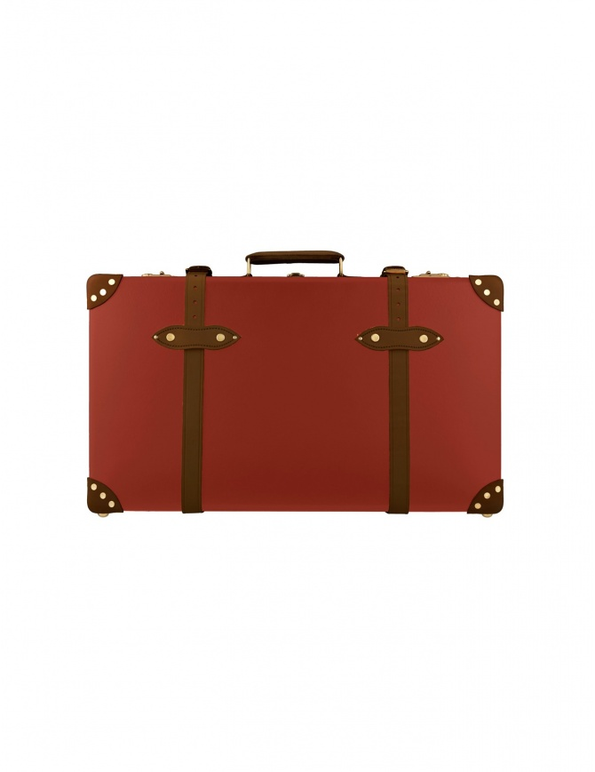 Centenary 26'' Globe Trotter red suitcase CENTENARY 26