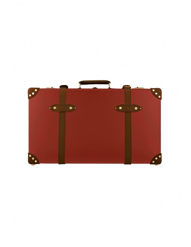 Valigia rossa con ruote Globe Trotter serie Centenary 26'' CENTENARY 26 valigeria online shopping