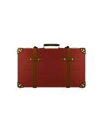 Valigia rossa con ruote Globe Trotter serie Centenary 26'' prezzo