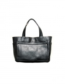 Black leather Il Bisonte bag - limited edition buy online
