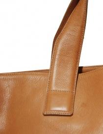 Borsa shopper Il Bisonte in pelle ocra borse acquista online