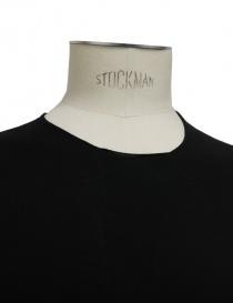 T-shirt Label Under Construction Primary nera t shirt uomo acquista online