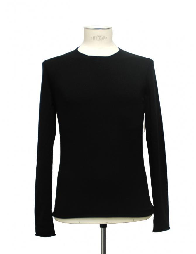 Maglia Label Under Construction Primary colore nero 21YMTS23-CO1 maglieria uomo online shopping