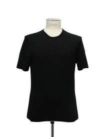 Adriano Ragni black t-shirt 21ARTS01-CO1