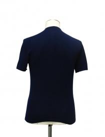 T-shirt Adriano Ragni colore blu