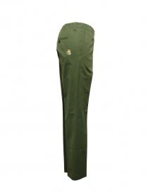 Pantalone Golden Goose colore verde