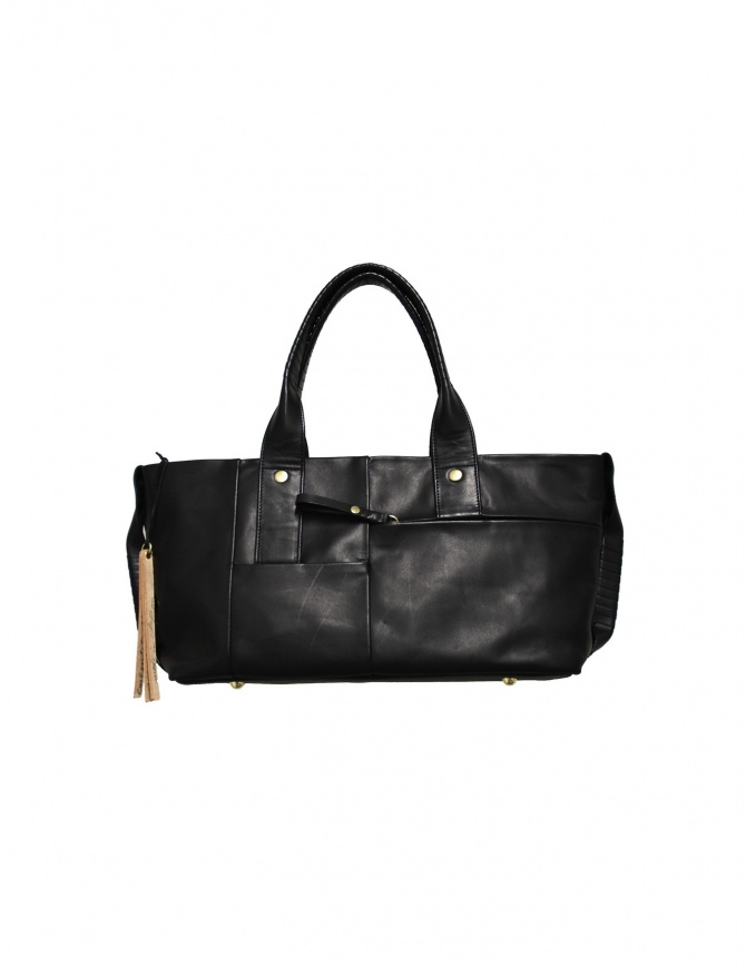 Cornelian Taurus leather bag WIDE-TOTE-BL bags online shopping