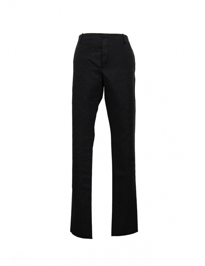 Label Under Construction Classic Tuxedo trousers 20FMPN32 WC40A 20/96 mens trousers online shopping