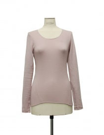 LUC twisted ls pink sweater online