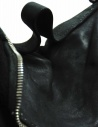 Borsa Guidi M10 in pelle nera M10 SOFT HORSE FULL GRAIN acquista online