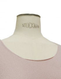 LUC twisted ls pink sweater womens knitwear buy online