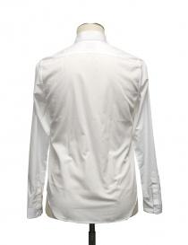 Camicia Cy Choi colore bianco con striscia nera