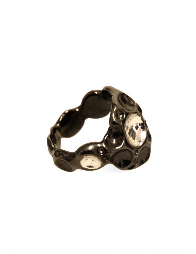 Anello DNA 79 in argento ST31 preziosi online shopping