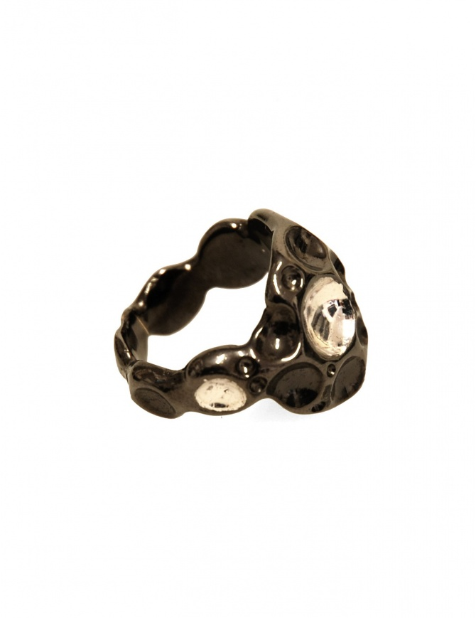 Silver ring DNA 79 ST31 jewels online shopping