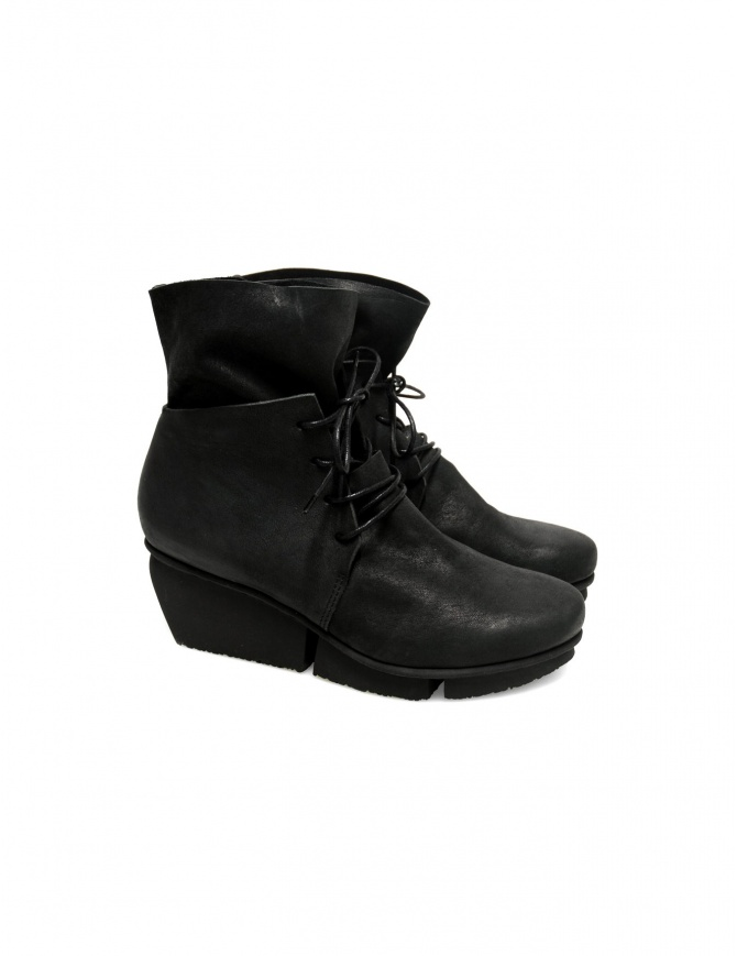 Trippen Corner ankle boots CORNER BLK womens shoes online shopping