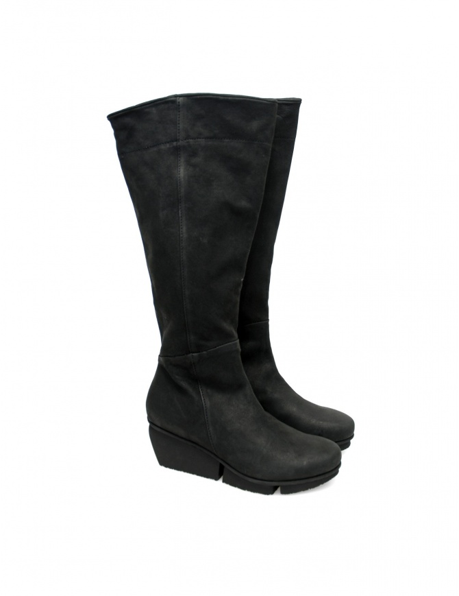 Trippen Shake boots SHAKE BLK womens shoes online shopping