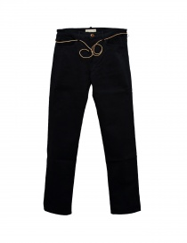 Pantalone Homecore Alex Twill colore navy online