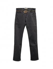 Pantalone Homecore Alex Twill colore grigio online