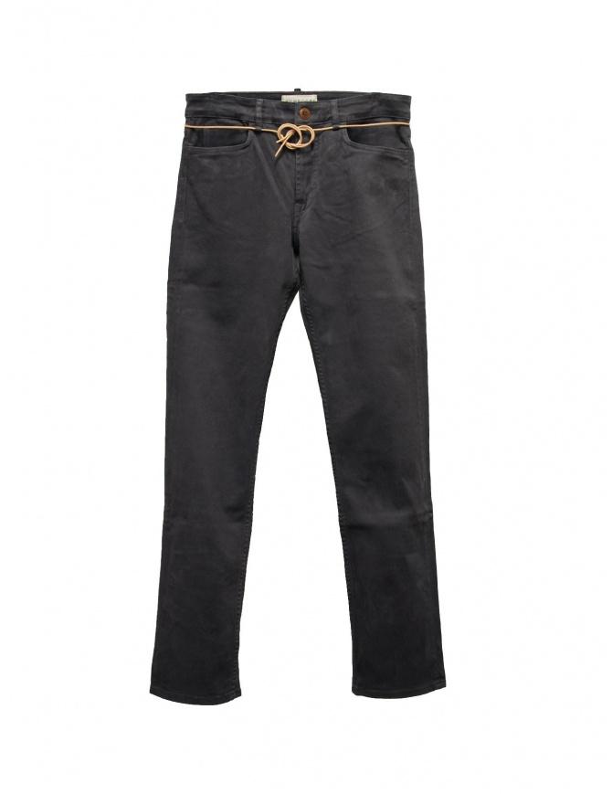 Pantalone Homecore Alex Twill colore grigio ALEX TWILL W14 GALLET pantaloni uomo online shopping