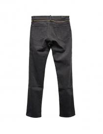 Pantalone Homecore Alex Twill colore grigio