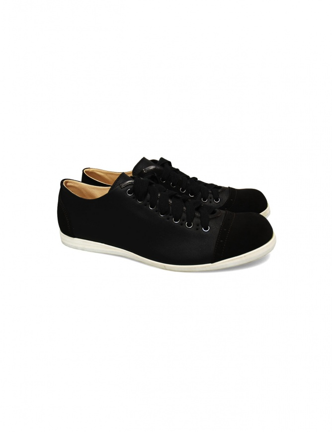 Leather sneakers Sak 070-T-MORO mens shoes online shopping