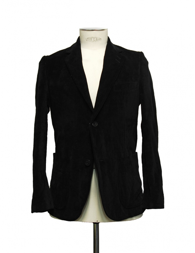 Black jacket U-NI-TY 55-5508-2093 mens suit jackets online shopping