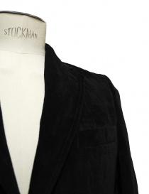 Giacca U-NI-TY colore nero giacche uomo acquista online