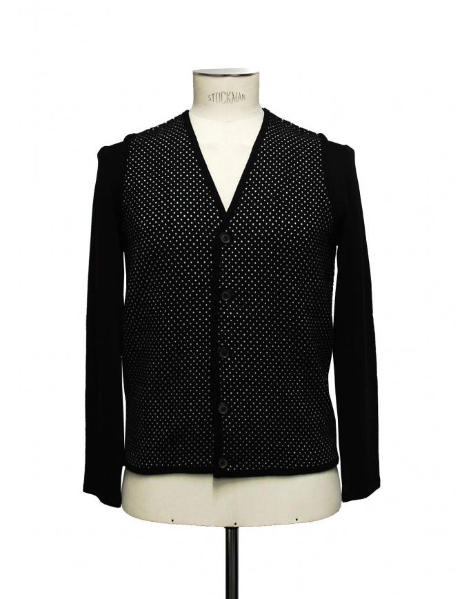 Cy Choi cardigan CA37K04-ABK0 mens cardigans online shopping
