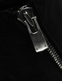 Stivaletto Guidi 698 in pelle nera calzature uomo acquista online