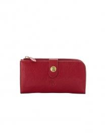 Il Bisonte Alida wallet C0782/MP 245 ROSSO order online