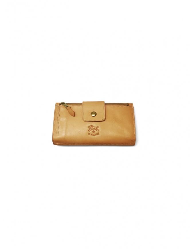 Portafoglio Il Bisonte in pelle naturale C0688 P 120 portafogli online shopping