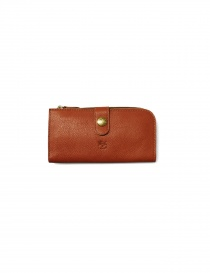 Natural leather wallet Il Bisonte C0782MP 145 order online