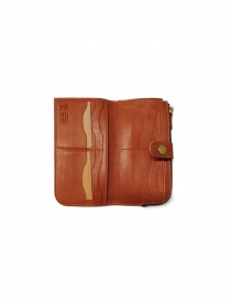 Natural leather wallet Il Bisonte