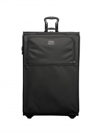 Tumi Alpha Worldwide Carry-On Luggage on discount sales online