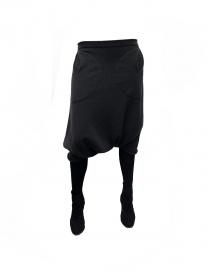 Pantalone Label Under Construction Pocket Trapezium 22YXGM128-WA