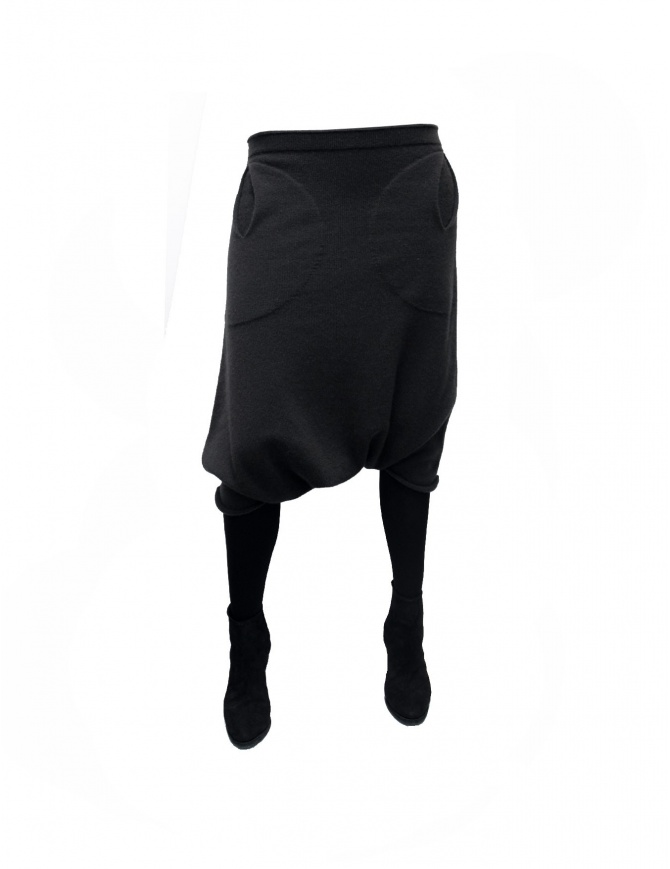 Pantalone Label Under Construction Pocket Trapezium 22YXGM128-WA pantaloni donna online shopping