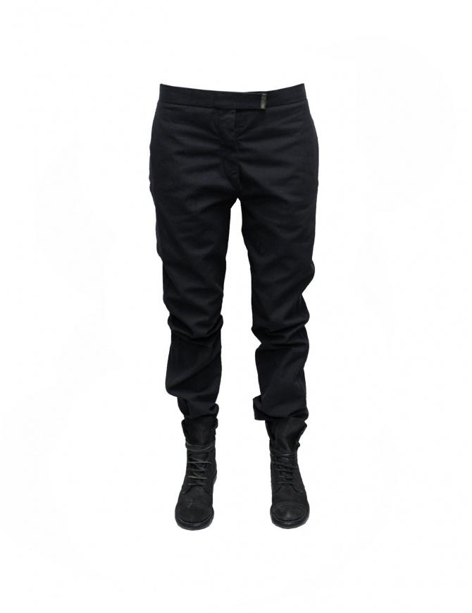 Pantalone Carol Christian Poell colore nero PF/0915NYCOT pantaloni donna online shopping
