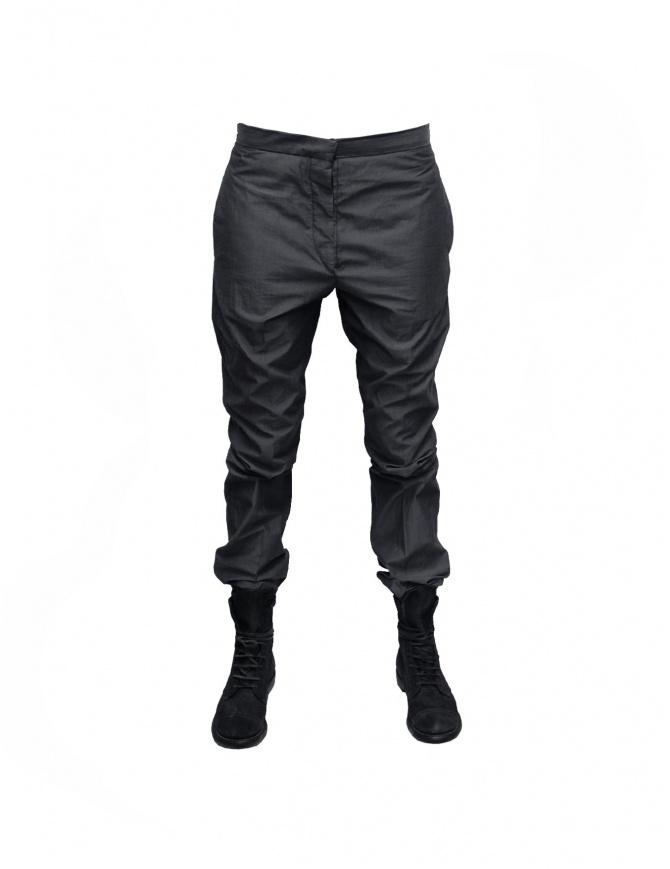 Pantalone Carol Christian Poell colore grigio PF/0836 SEIC pantaloni donna online shopping