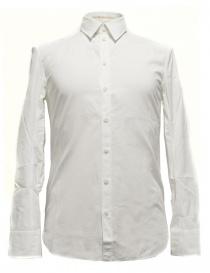 Camicia Carol Christian Poell a maniche lunghe bianca CM2610-ROH-1