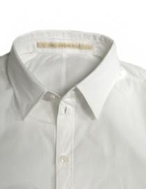 Camicia Carol Christian Poell a maniche lunghe bianca camicie uomo acquista online