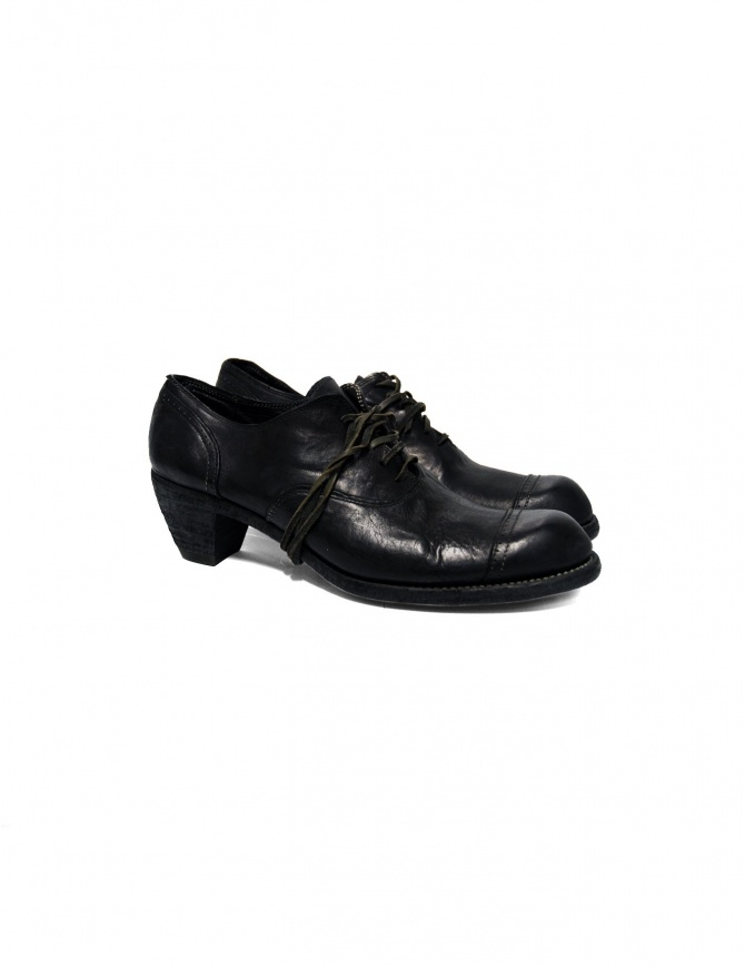 Guidi 4002 leather shoes 4002 BLK T womens shoes online shopping